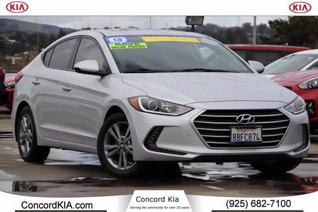 2018 Hyundai Elantra Value Edition Concord CA