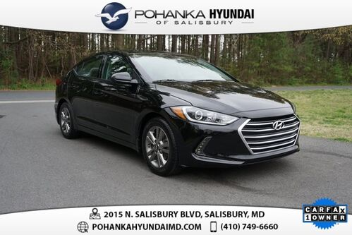 2018_Hyundai_Elantra_Value Edition **ONE OWNER**_ Salisbury MD