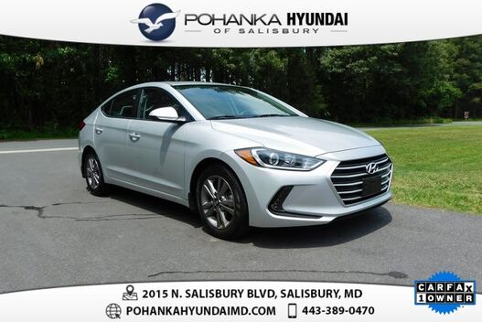 2018_Hyundai_Elantra_Value Edition **ONE OWNER**CERTIFIED**_ Salisbury MD