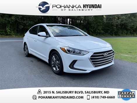 2018_Hyundai_Elantra_Value Edition **ONE OWNER**CERTIFIED**_ Salisbury MD