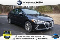 2018 Hyundai Elantra Value Edition **ONE OWNER**CERTIFIED**