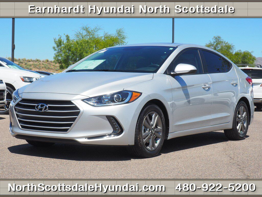 2018 Hyundai Elantra Value Edition Scottsdale AZ