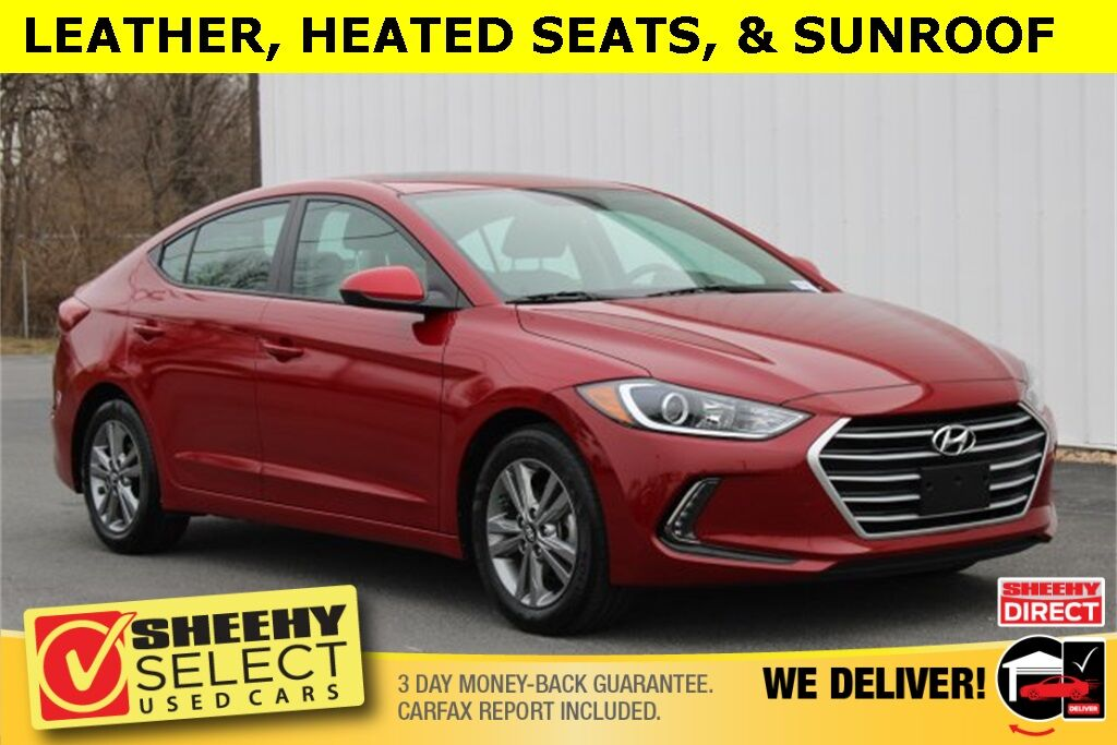 2018 Hyundai Elantra Value Edition Hagerstown MD