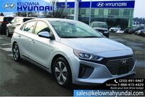 Hyundai IONIQ Electric Plus Limited 2018