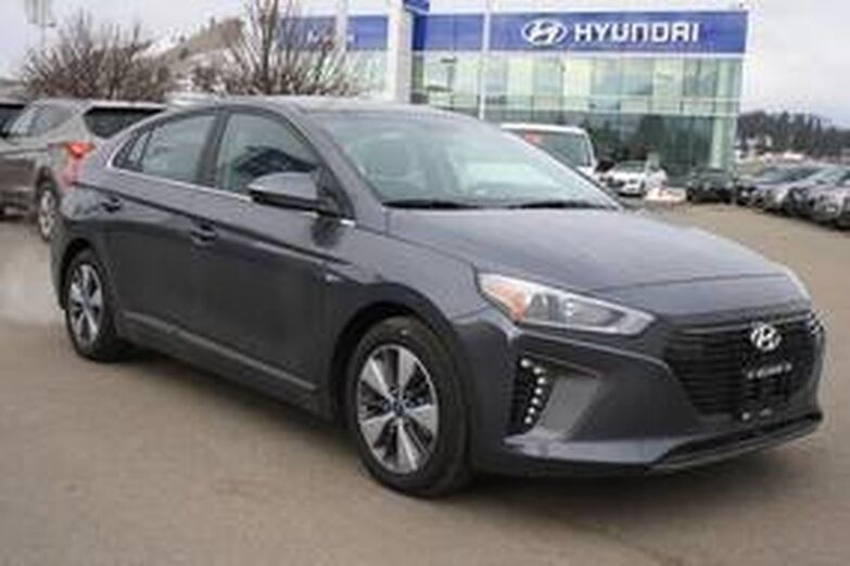2018 Hyundai IONIQ Electric Plus SE Kelowna BC