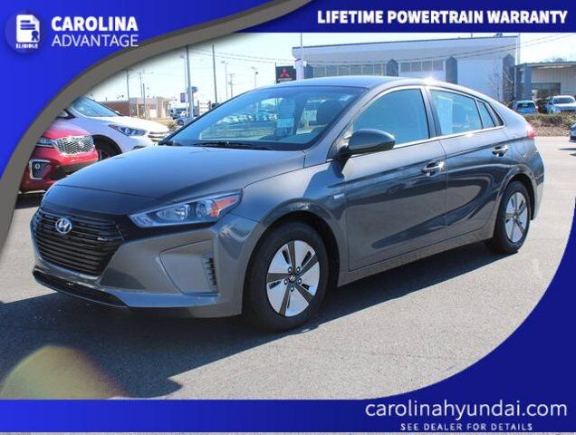 2018 Hyundai Ioniq Hybrid Blue High Point NC