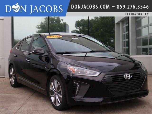 2018 Hyundai Ioniq Hybrid Limited Lexington KY