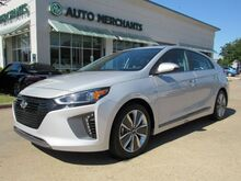 2018_Hyundai_Ioniq Hybrid_Limited**Sun/Moonroof** Leather, Back-Up Camera, Blind Spot Monitor, Bluetooth Connection_ Plano TX