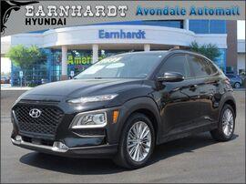 2018_Hyundai_Kona_4d SUV FWD SEL Tech_ Phoenix AZ