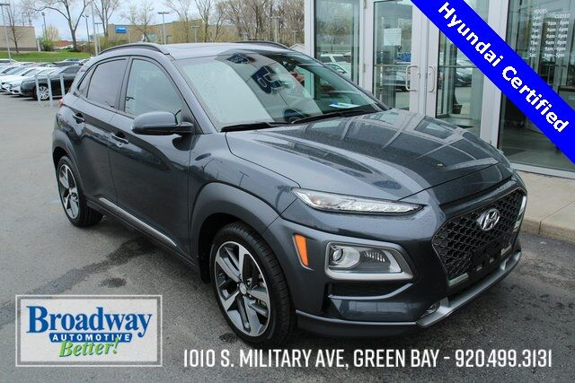 2018 Hyundai Kona Limited Green Bay WI