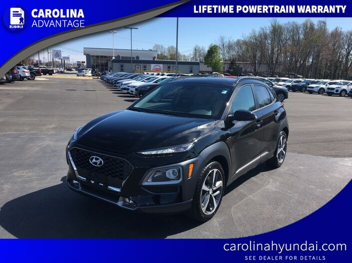 2018 Hyundai Kona Limited High Point NC
