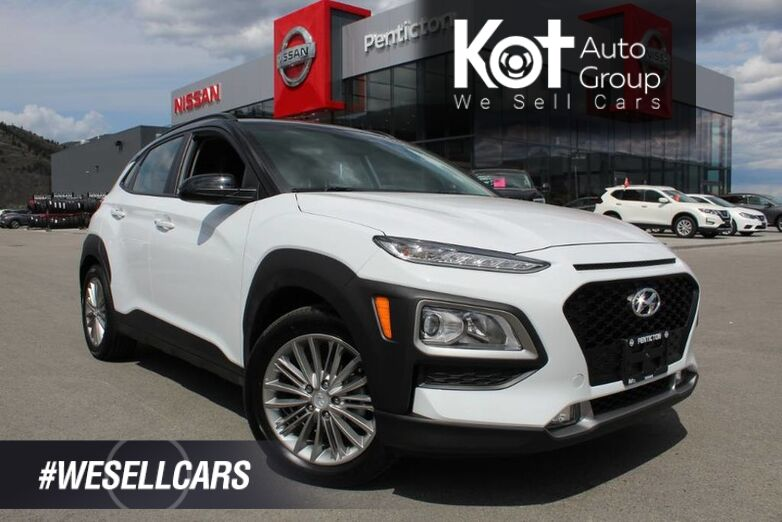 2018 Hyundai Kona Preferred FWD, One Owner, Very Low Km's, No Accidents Penticton BC