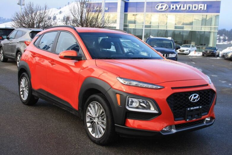 2018 Hyundai Kona Preferred Keyless entry, Bluetooth, Back up cam, Blind spot Penticton BC