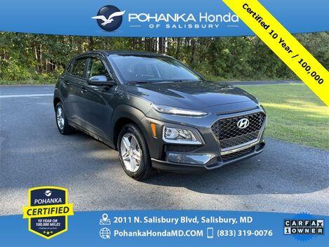 2018_Hyundai_Kona_SE AWD ** Pohanka Certified 10 Year / 100,000  **_ Salisbury MD