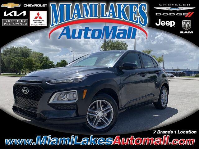 2018 Hyundai Kona SE Miami Lakes FL