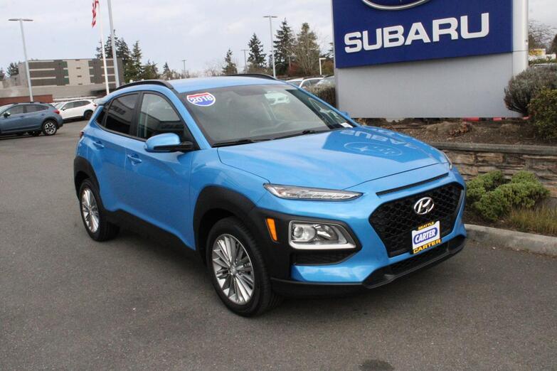 2018 Hyundai Kona SEL Seattle WA