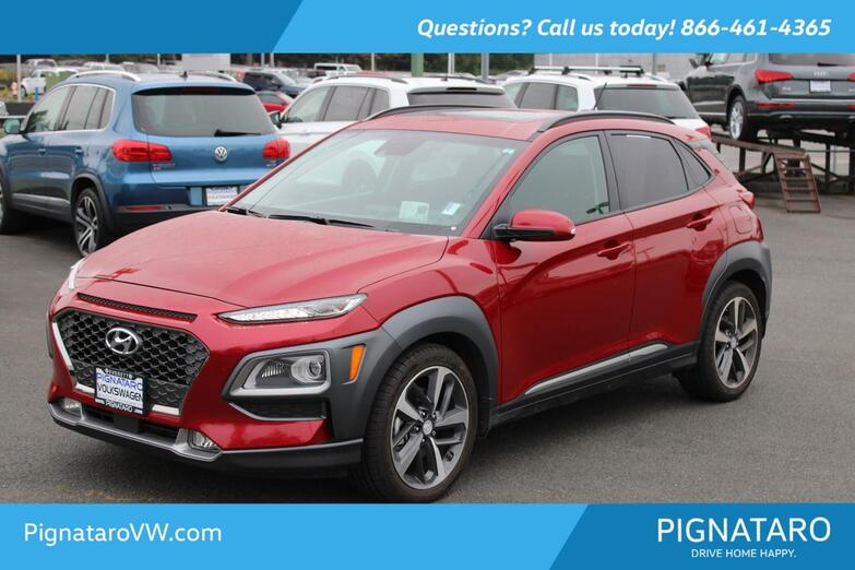 2018 Hyundai Kona Ultimate Everett WA