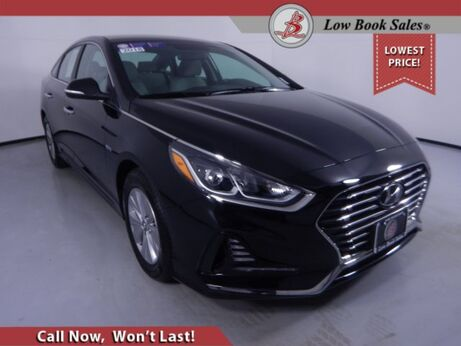 2018_Hyundai_SONATA HYBRID_SE_ Salt Lake City UT