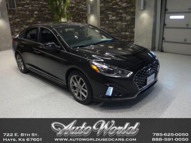 2018 Hyundai SONATA LIMITED TURBO  Hays KS