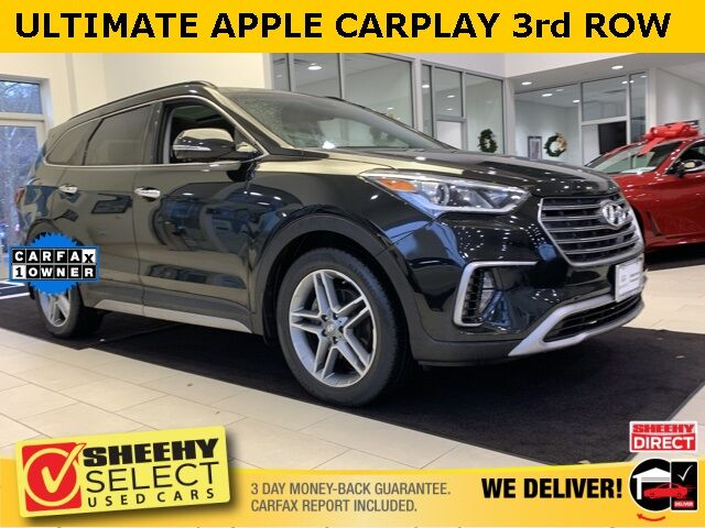 2018 Hyundai Santa Fe Limited Ultimate APPLE CARPLAY Annapolis MD