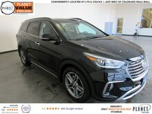 2018 Hyundai Santa Fe Limited Ultimate Golden CO