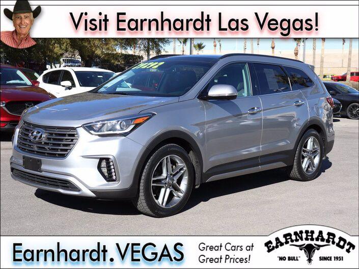 2018 Hyundai Santa Fe Limited Ultimate Las Vegas NV