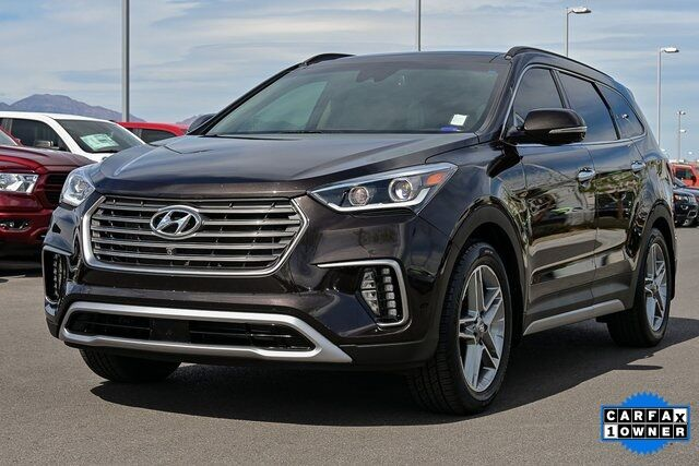 2018 Hyundai Santa Fe Limited Ultimate Las Vegas NV