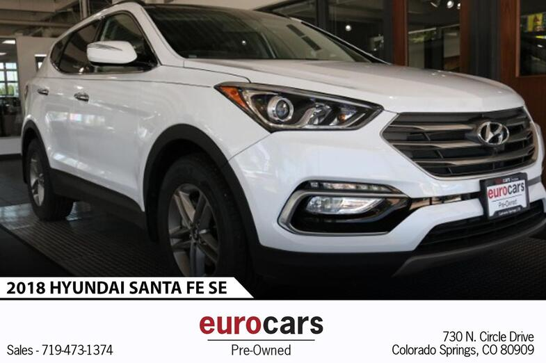 2018 Hyundai Santa Fe SE Colorado Springs CO