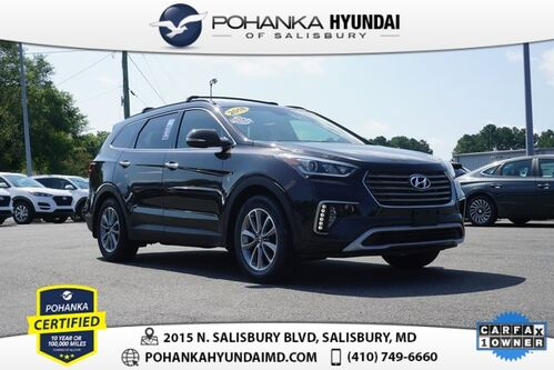 2018_Hyundai_Santa Fe_SE **ONE OWNER**PERFECT MATCH**_ Salisbury MD