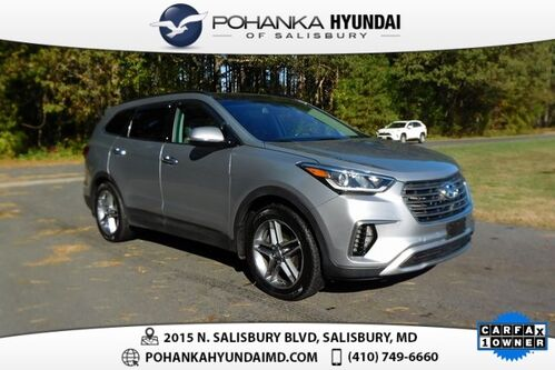 2018_Hyundai_Santa Fe_SE Ultimate **ONE OWNER**CERTIFIED**_ Salisbury MD