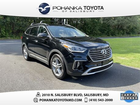 2018_Hyundai_Santa Fe_SE Ultimate_ Salisbury MD