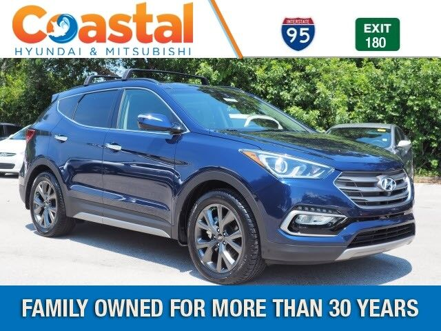 2018 Hyundai Santa Fe Sport 2.0 Turbo Ultimate Melbourne FL