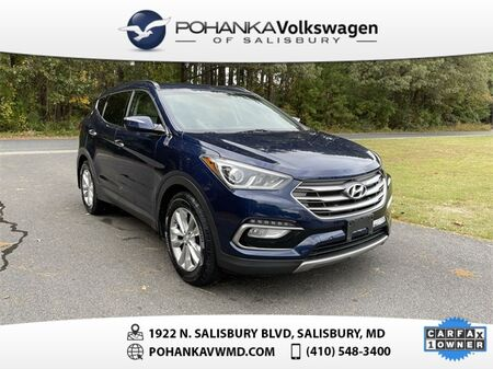 2018_Hyundai_Santa Fe Sport_2.0L Turbo_ Salisbury MD