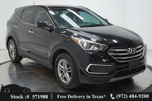 2018_Hyundai_Santa Fe Sport_2.4 BACK-UP CAMERA,17IN WHLS_ Plano TX