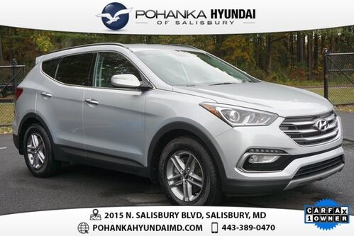 2018_Hyundai_Santa Fe Sport_2.4 Base **CERTIFIED WITH ADVANCED SAFETY TECHNOLOGY**_ Salisbury MD