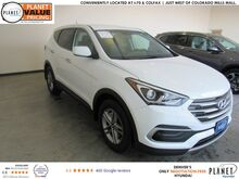 2018 Hyundai Santa Fe Sport 2.4 Base Golden CO