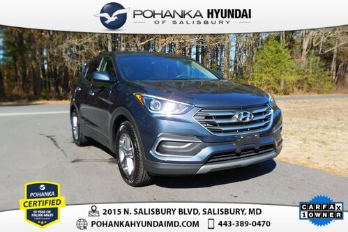 2018_Hyundai_Santa Fe Sport_2.4 Base **ONE OWNER**_ Salisbury MD