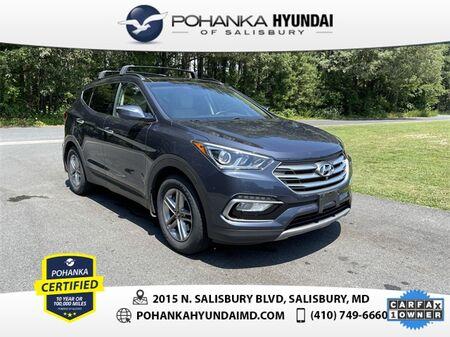 2018_Hyundai_Santa Fe Sport_2.4 Base **ONE OWNER**_ Salisbury MD