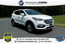 2018 Hyundai Santa Fe Sport 2.4 Base **ONE OWNER**
