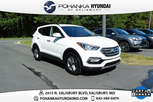 2018_Hyundai_Santa Fe Sport_2.4 Base **ONE OWNER**CERTIFIED**_ Salisbury MD