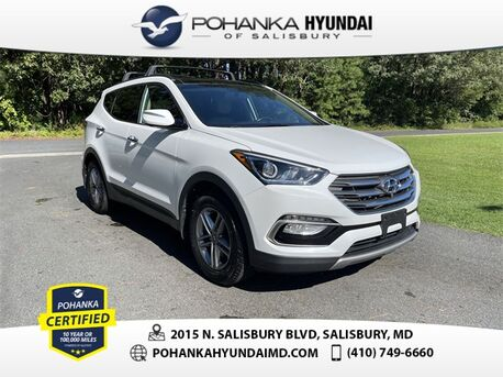 2018_Hyundai_Santa Fe Sport_2.4 Base **PERFECT MATCH**_ Salisbury MD