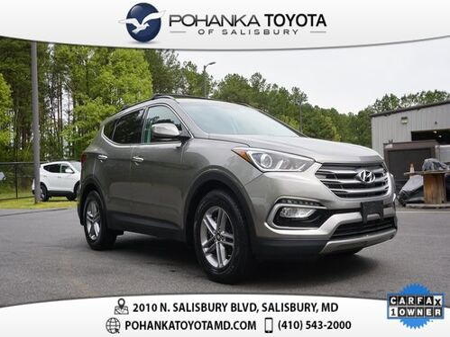 2018_Hyundai_Santa Fe Sport_2.4 Base_ Salisbury MD