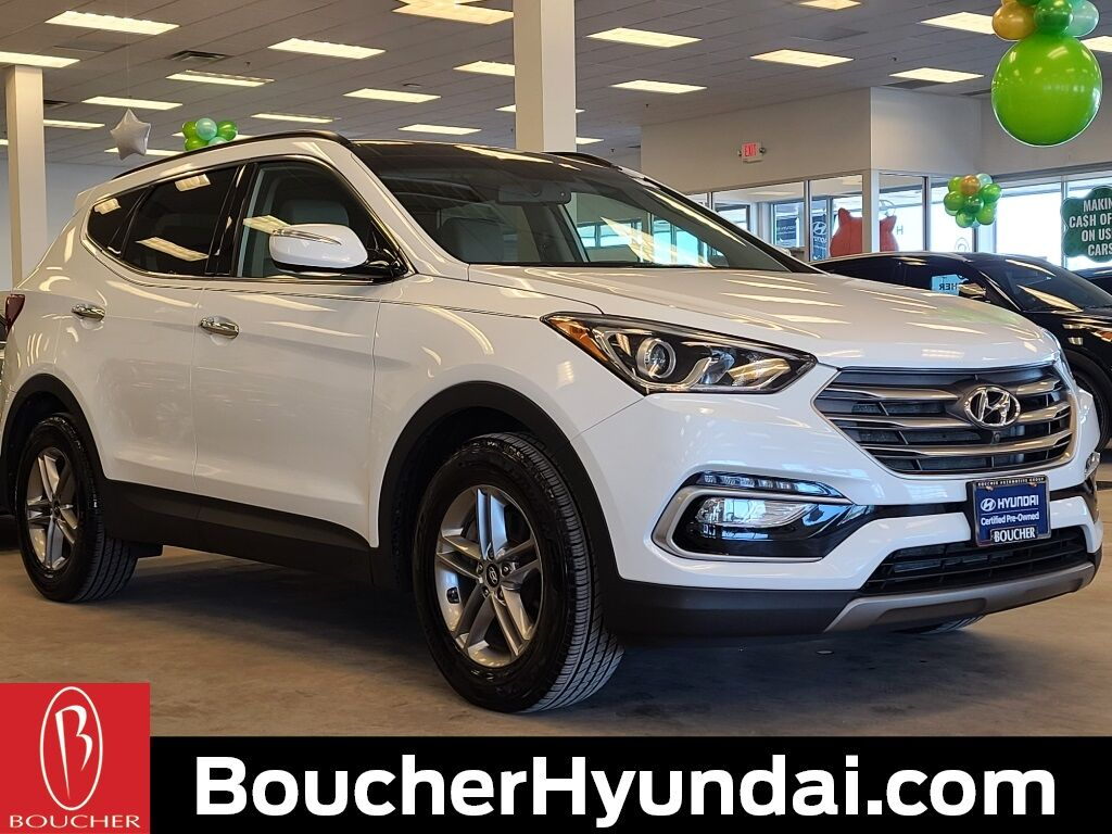 2018 Hyundai Santa Fe Sport 2.4 Base w/ Value, Premium, & Tech Pkgs Waukesha WI