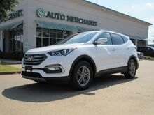 2018_Hyundai_Santa Fe_Sport 2.4 FWD CLOTH SEATS, HTD FRONT STS, BACKUP CAMERA, BLUETOOTH, UNDER FACTORY WARRANTY_ Plano TX