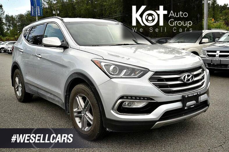 2018 Hyundai Santa Fe Sport 2.4L FWD. Low KMS! Bluetooth! Sport! Heated seats! Kelowna BC