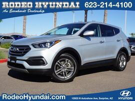 2018_Hyundai_Santa Fe Sport_4d SUV FWD 2.4L_ Phoenix AZ