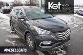 2018 Hyundai Santa Fe Sport Limited One owner, No accident.
