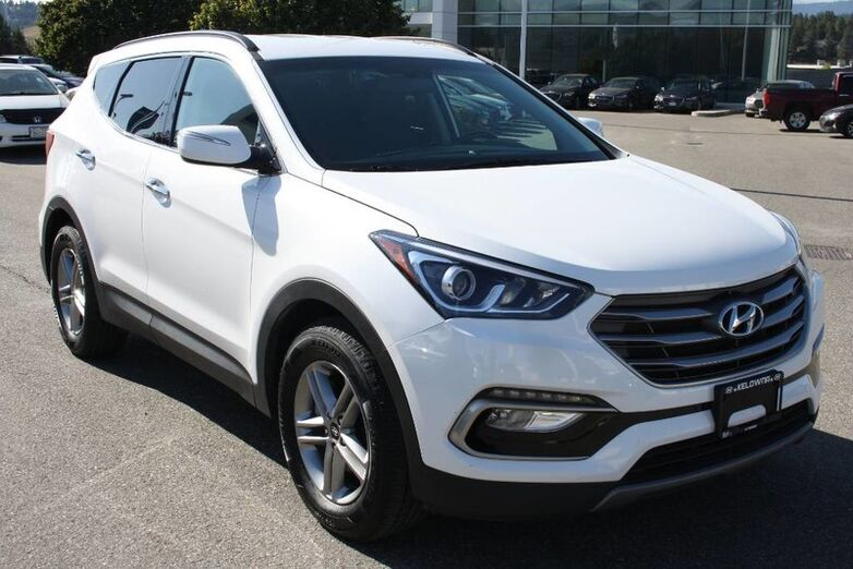 2018 Hyundai Santa Fe Sport Premium NO accident Backup camera, Heated seats,Blindspot,Blueto Kelowna BC