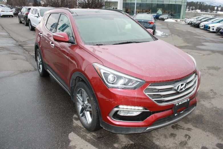 2018 Hyundai Santa Fe Sport SE 2.0T Bluetooth, Power options,heated seats,Leather, Backup ca Kelowna BC