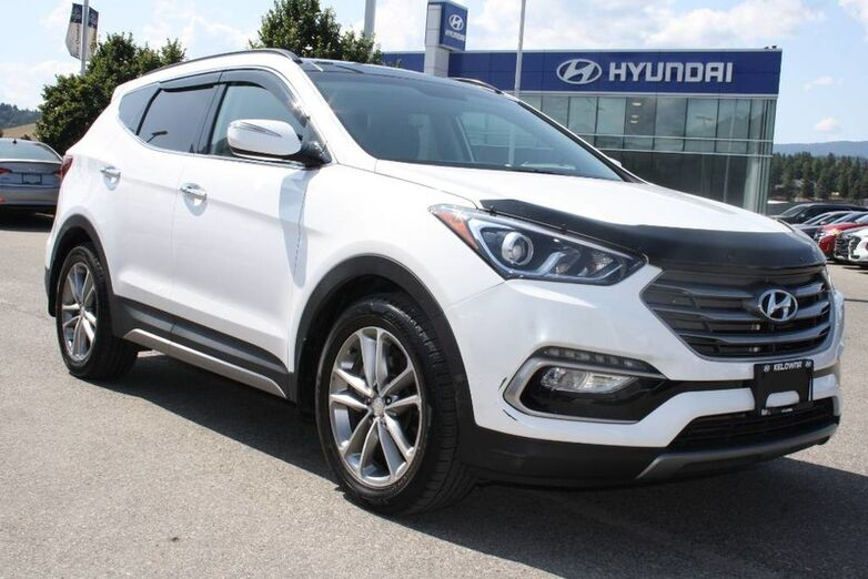 2018 Hyundai Santa Fe Sport SE 2.0T Bluetooth,Heated seats,Leather, Sunroof Kelowna BC